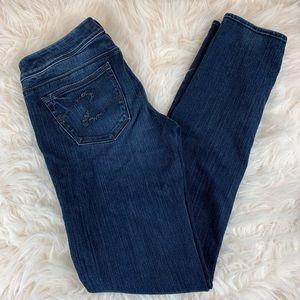 Silver Sienna Skinny Jeans 29X33